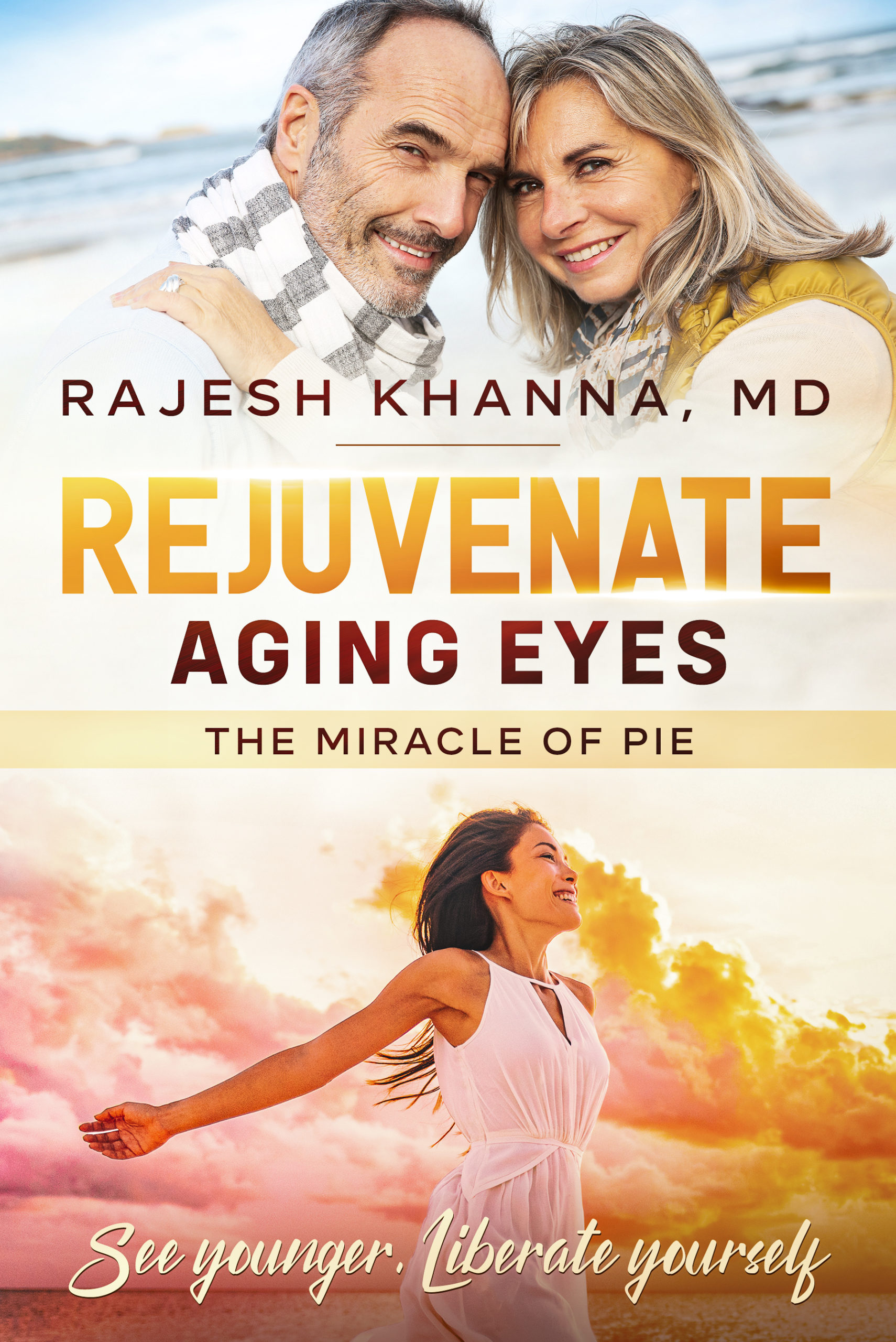 Rejuvenate Aging Eyes Front Cover